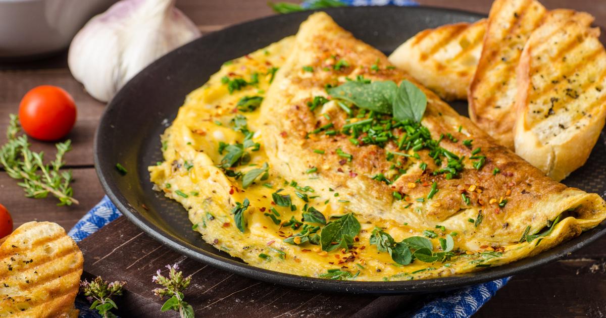 omlett magas vérnyomás esetén)