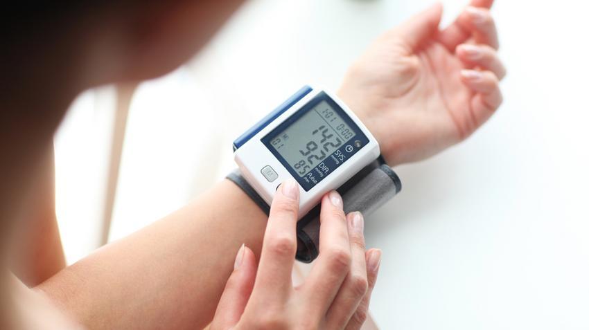 A magas vérnyomás foka