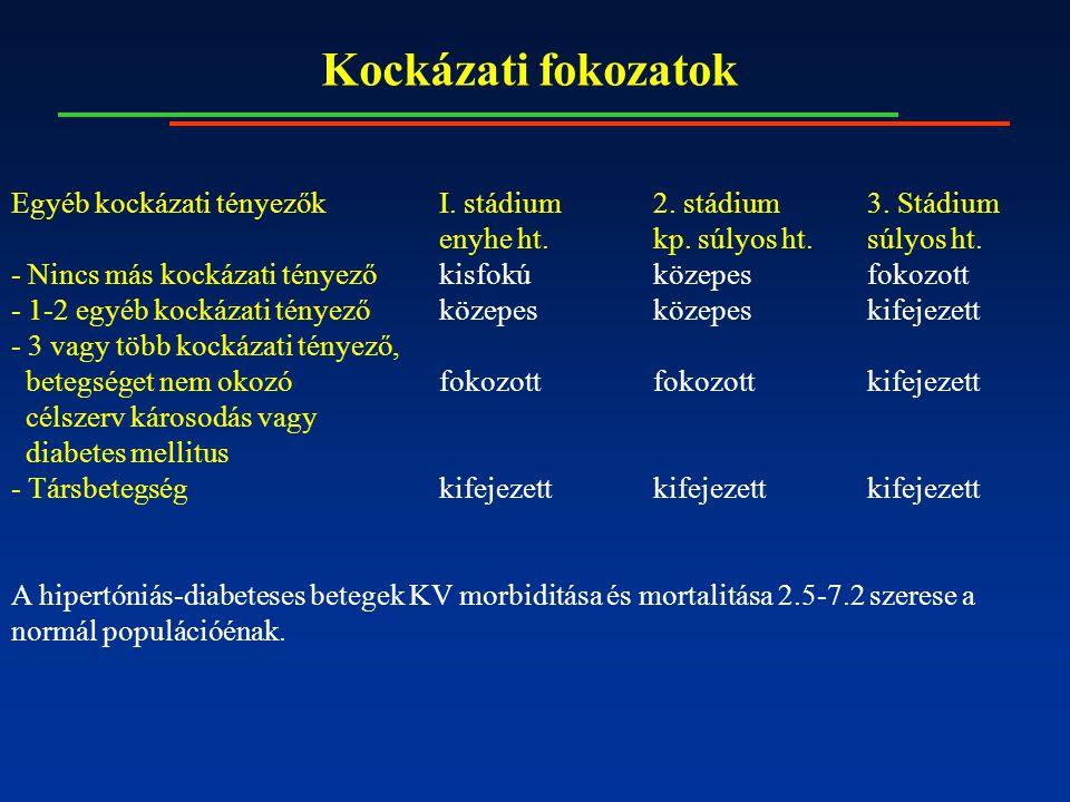magas vérnyomás 1 stádium 1 kockázat)