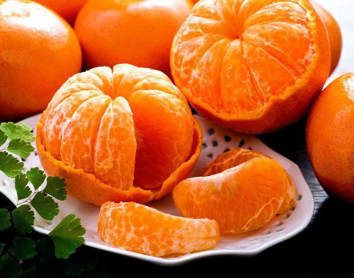 lehetséges-e enni a magas vérnyomású mandarint