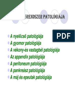 hipertónia patológiája)