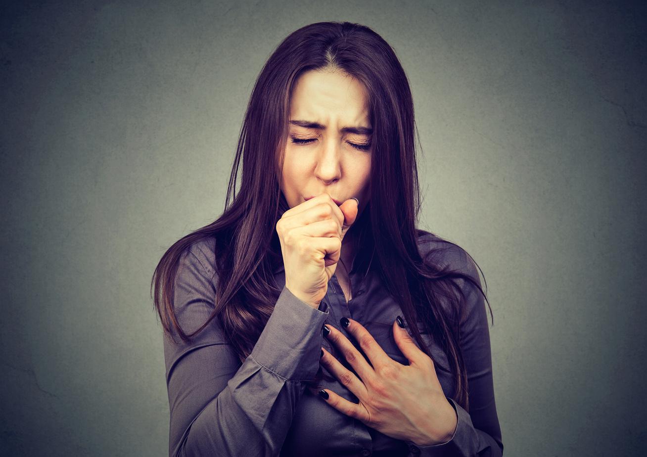 a köhögést nem okozó magas vérnyomásból
