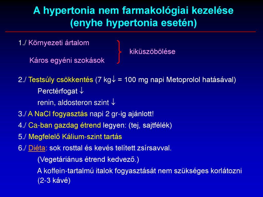 Farmakológia és farmakoterápia