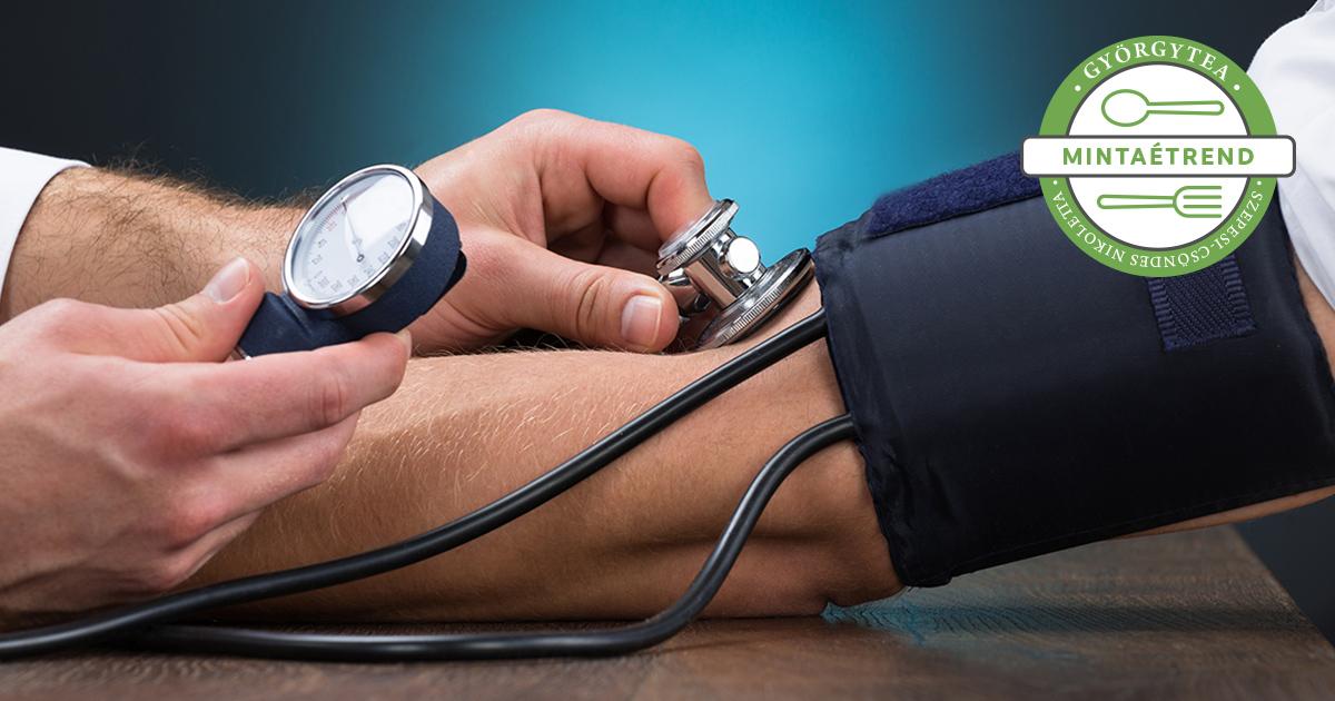 magas vérnyomásból származó fehérje gyorsan gyógyítja a magas vérnyomást