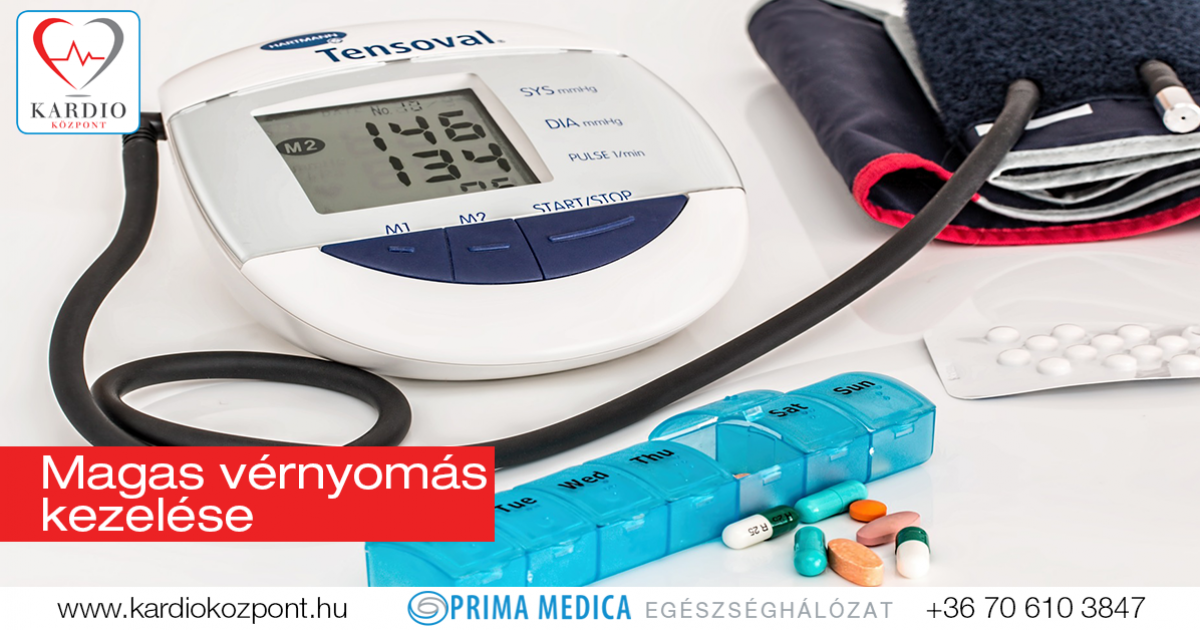 magas vérnyomás kezelése 1 2 fokozat)