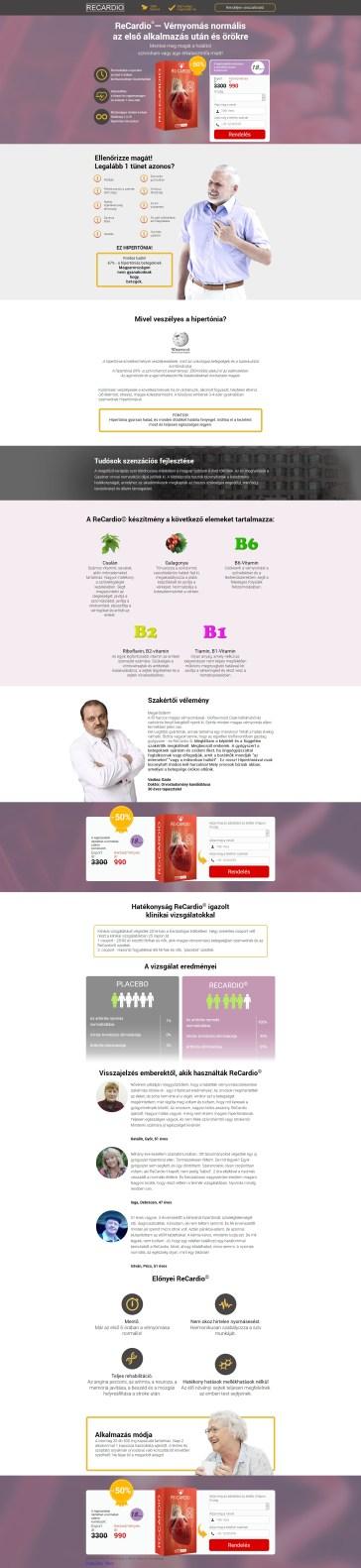 gyógyszer magas vérnyomásért név nem)