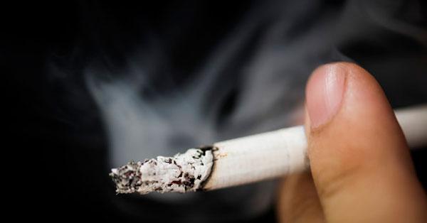 a dohányzás a hipertónia oka