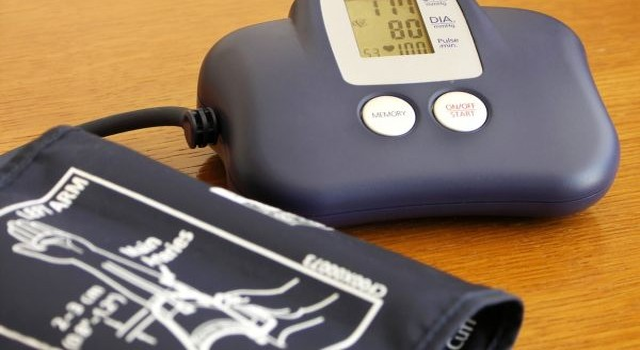 egy sor magas vérnyomás