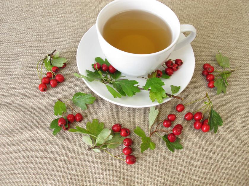 házi teák magas vérnyomás ellen