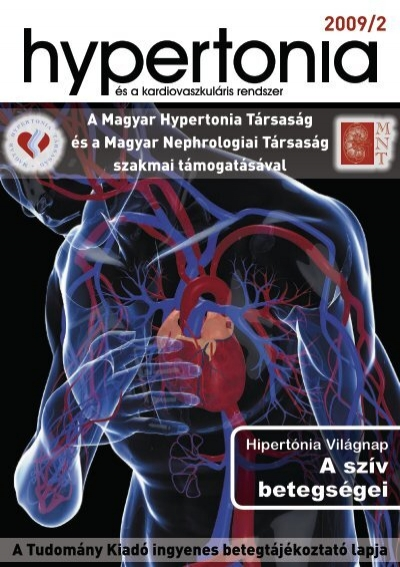 a magas vérnyomás diagnózisa, ahogyan meg van írva)