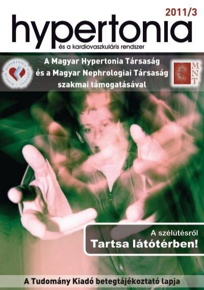 Diabetes és Hypertonia betegtájékoztató kiadványok