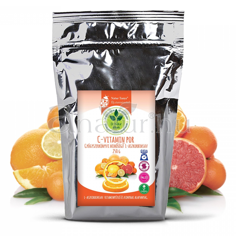 C-vitaminnal a magas vérnyomás ellen