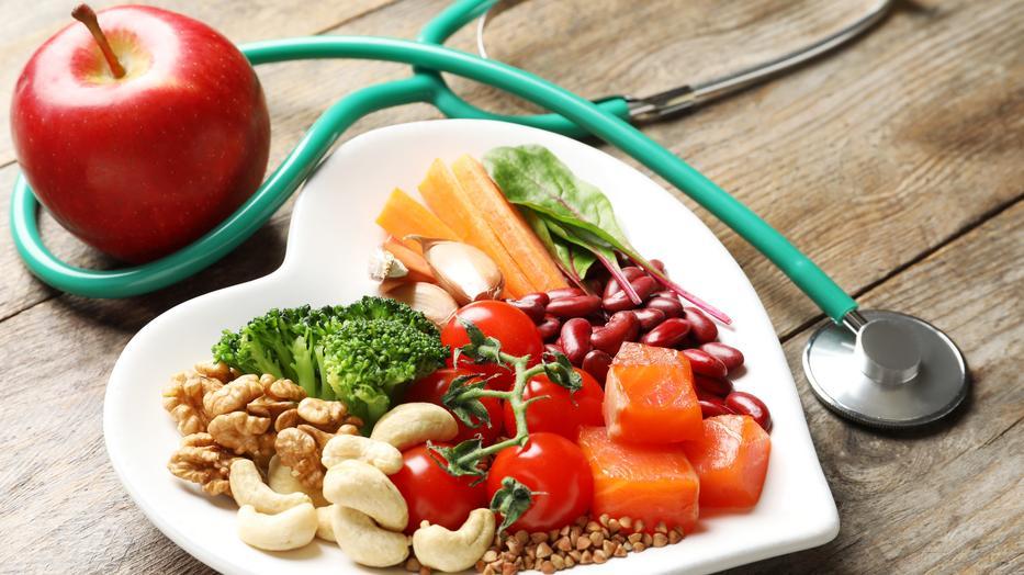 étel, amely magas vérnyomást kezel