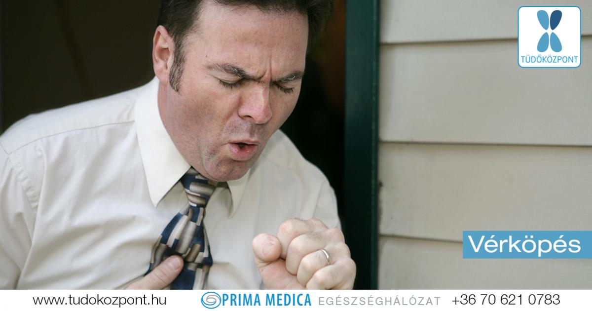 magas vérnyomás és vér köhögéskor magas vérnyomás 2 fokú prognózis