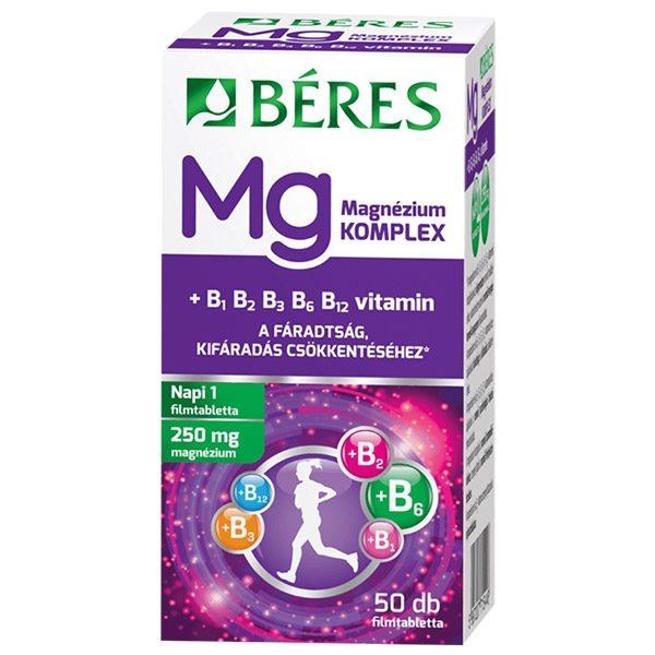 magnézium plusz magas vérnyomás esetén)
