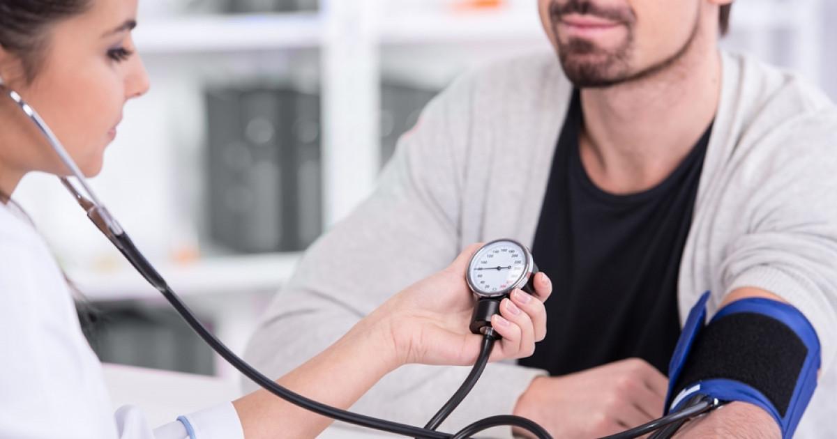 Magas vérnyomás és nehézlégzés
