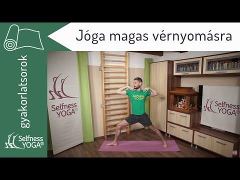 torna a magas vérnyomásért videó)