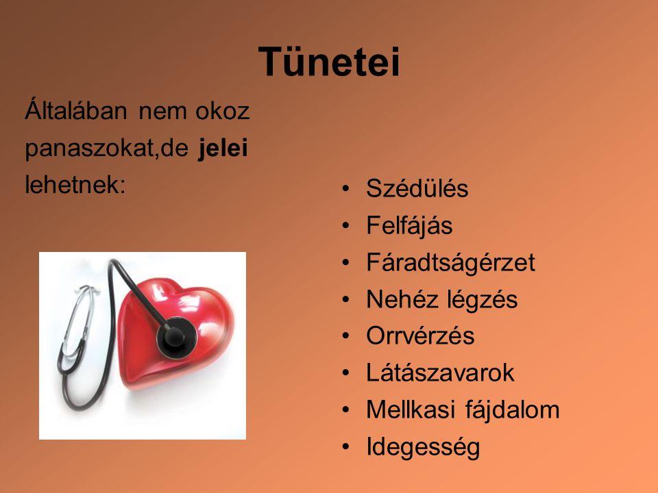 magas vérnyomás és orrvérzés)