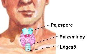 pajzsmirigy-gyulladás és magas vérnyomás)