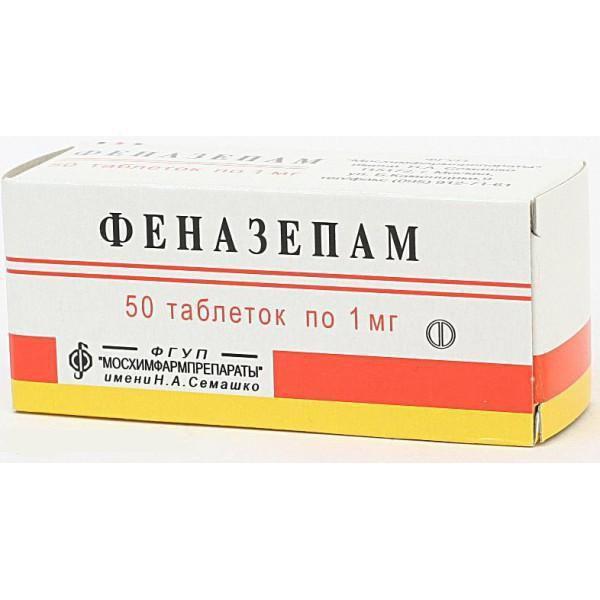 fenazepám magas vérnyomás)