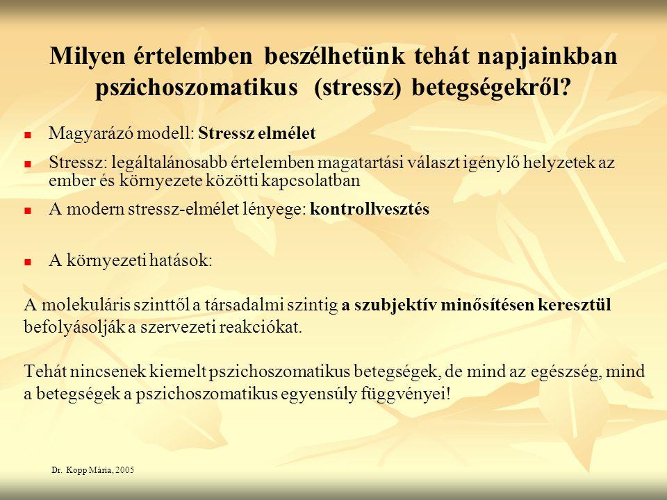 pszichoszomatika és magas vérnyomás