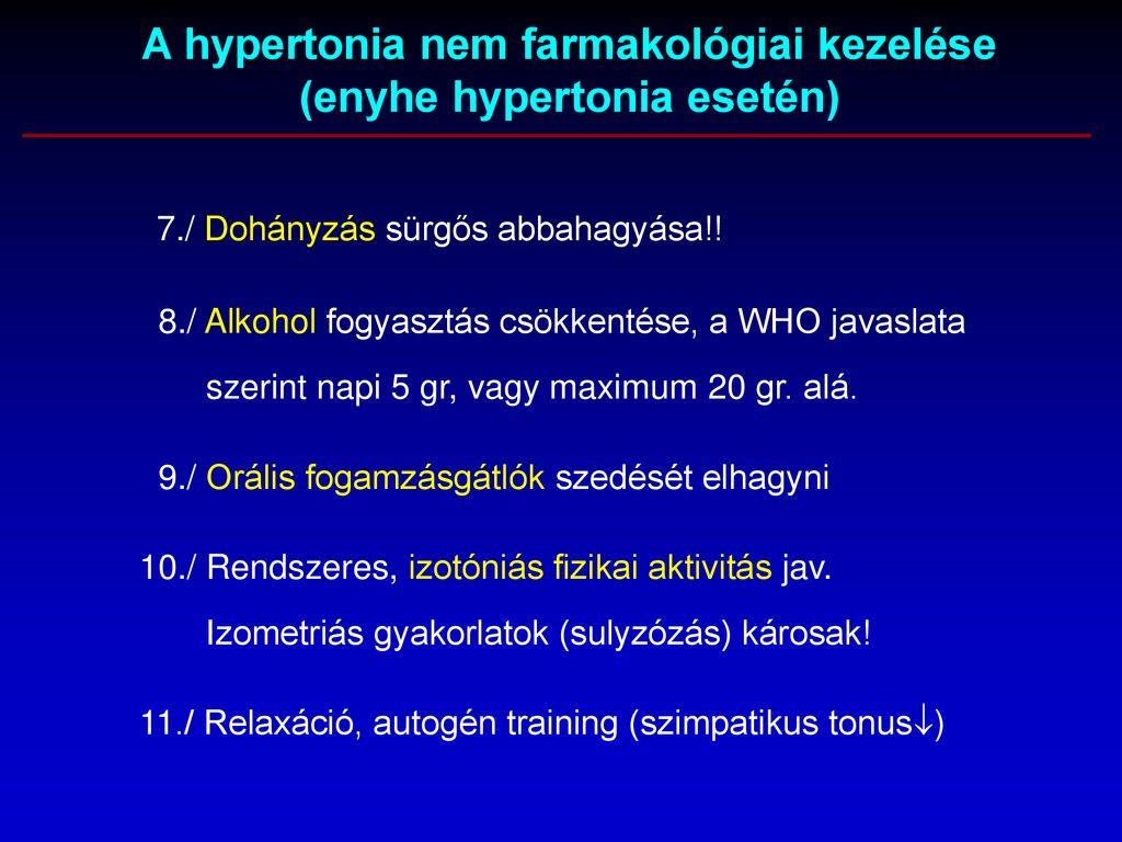 osztályok hipertónia elliptikus trénerén