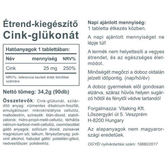 magas vérnyomás glükonát)