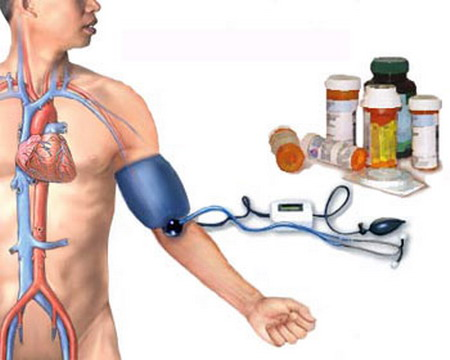 magas vérnyomás tinktúrától