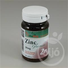 Vitaking Zinc (cink) glükonát 30mg tabletta 90db