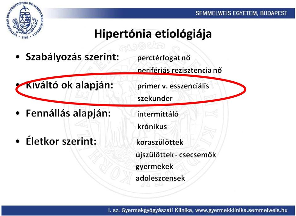ozmotikus hipertónia