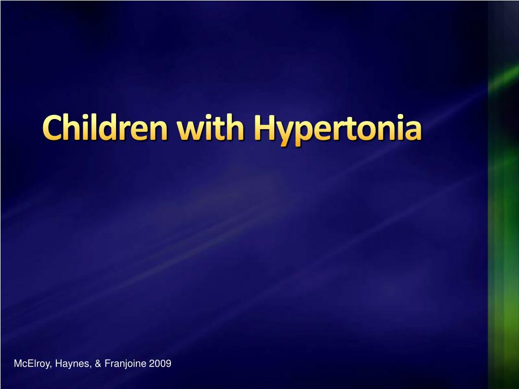 lonc hipertónia