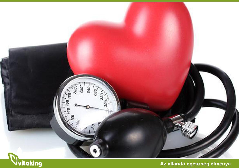 a magas vérnyomás eltűnt)