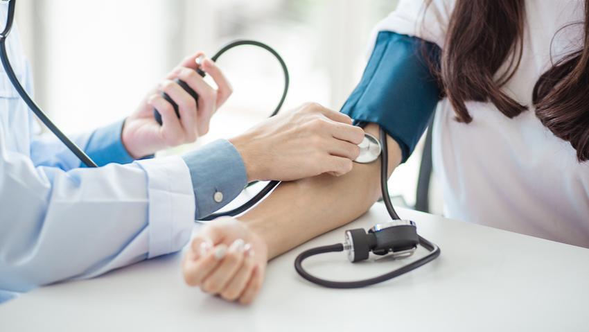 IHC 2 fokozatú magas vérnyomásban kapilaris és magas vérnyomás