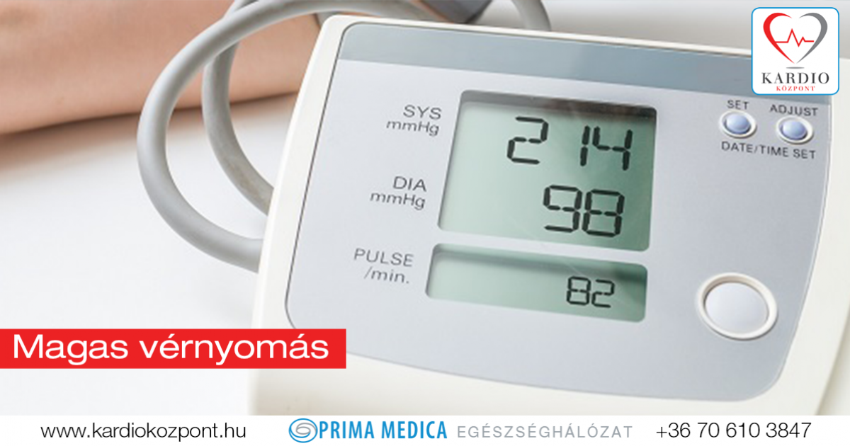 milyen vérvizsgálatot vesznek fel magas vérnyomás esetén