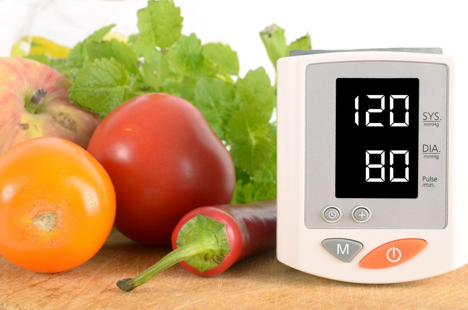 Természetes megoldások magas vérnyomásra