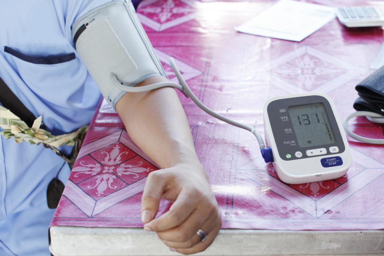 Megbirkóztam a magas vérnyomással