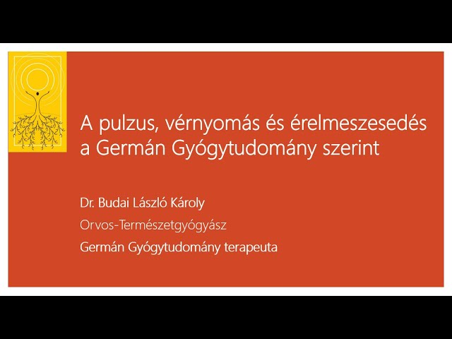 a magas vérnyomás akadémiai története)
