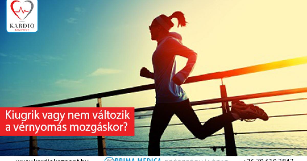a futás magas vérnyomás esetén hasznos a menopauza és a magas vérnyomás segít magán