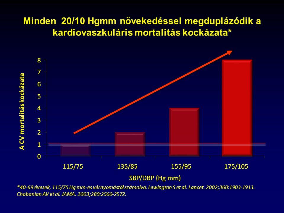 a magas vérnyomás 2 kockázati csoportja