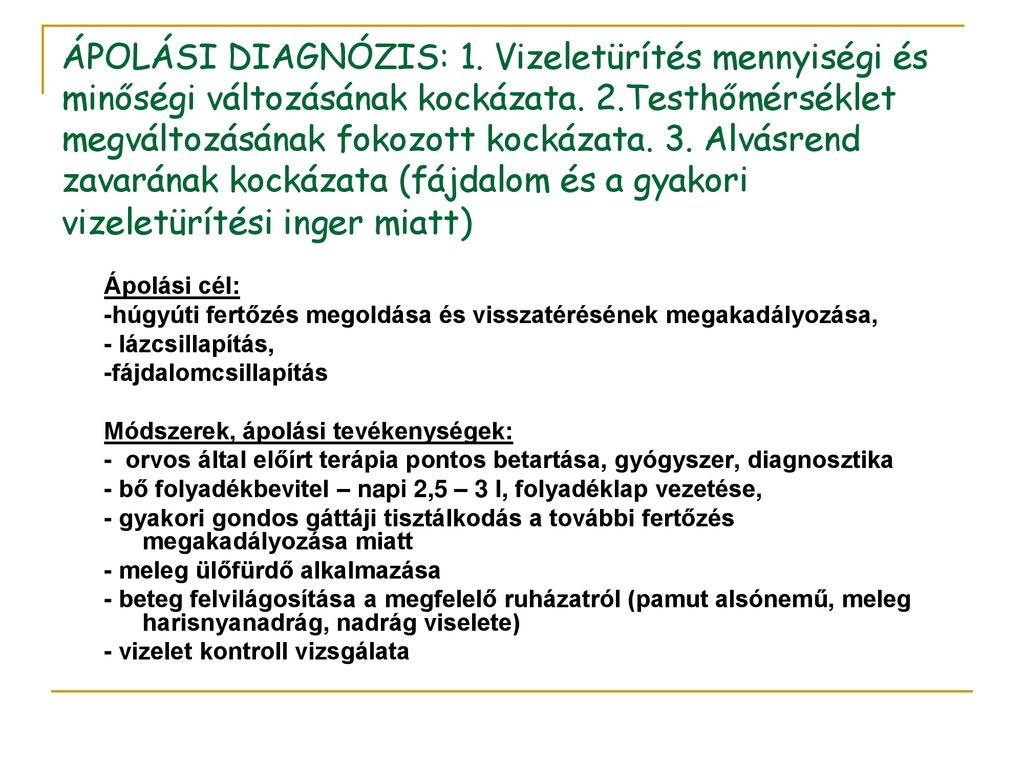 Egészségügyi jegyzetek - 1 - Ápolástan 1 - Jegyzet 1