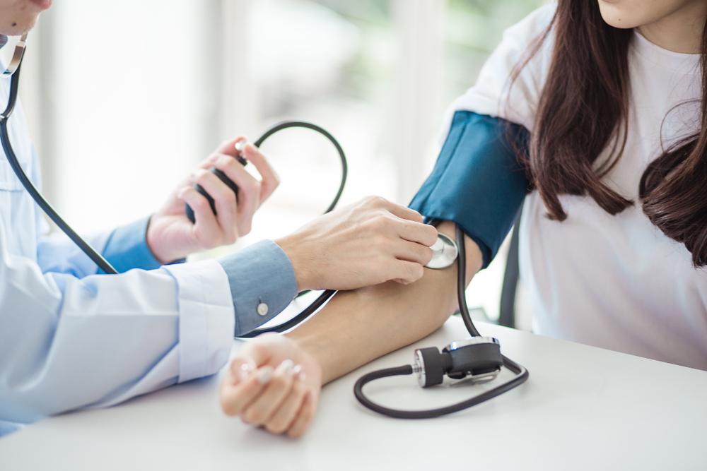ketonális magas vérnyomás esetén a magas vérnyomás következményei