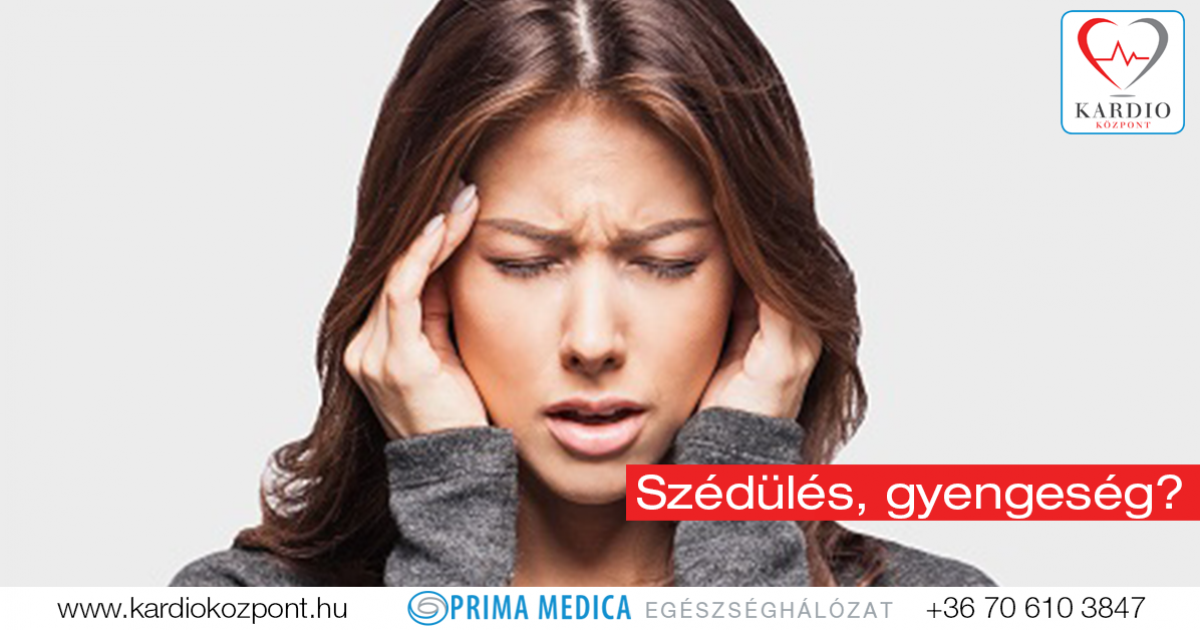 szédülés hányinger gyengeség magas vérnyomással)