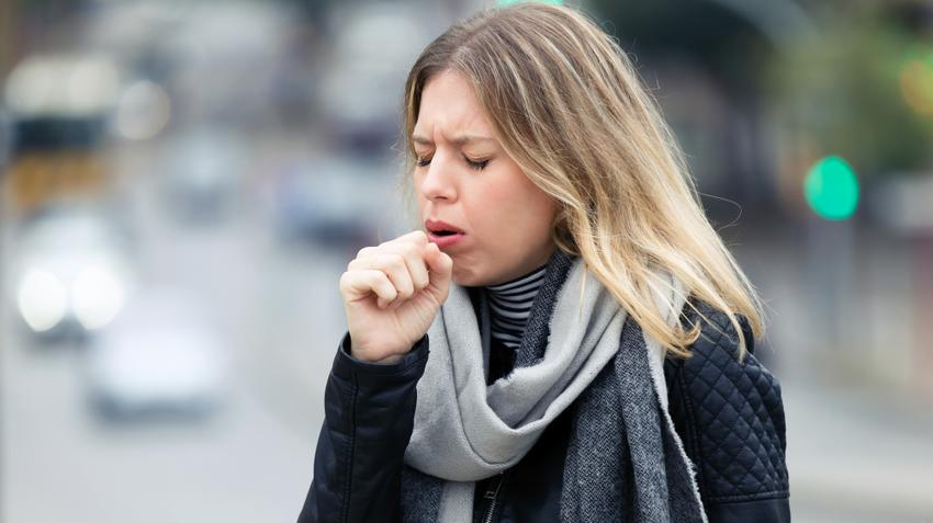 magas vérnyomás és száraz köhögés