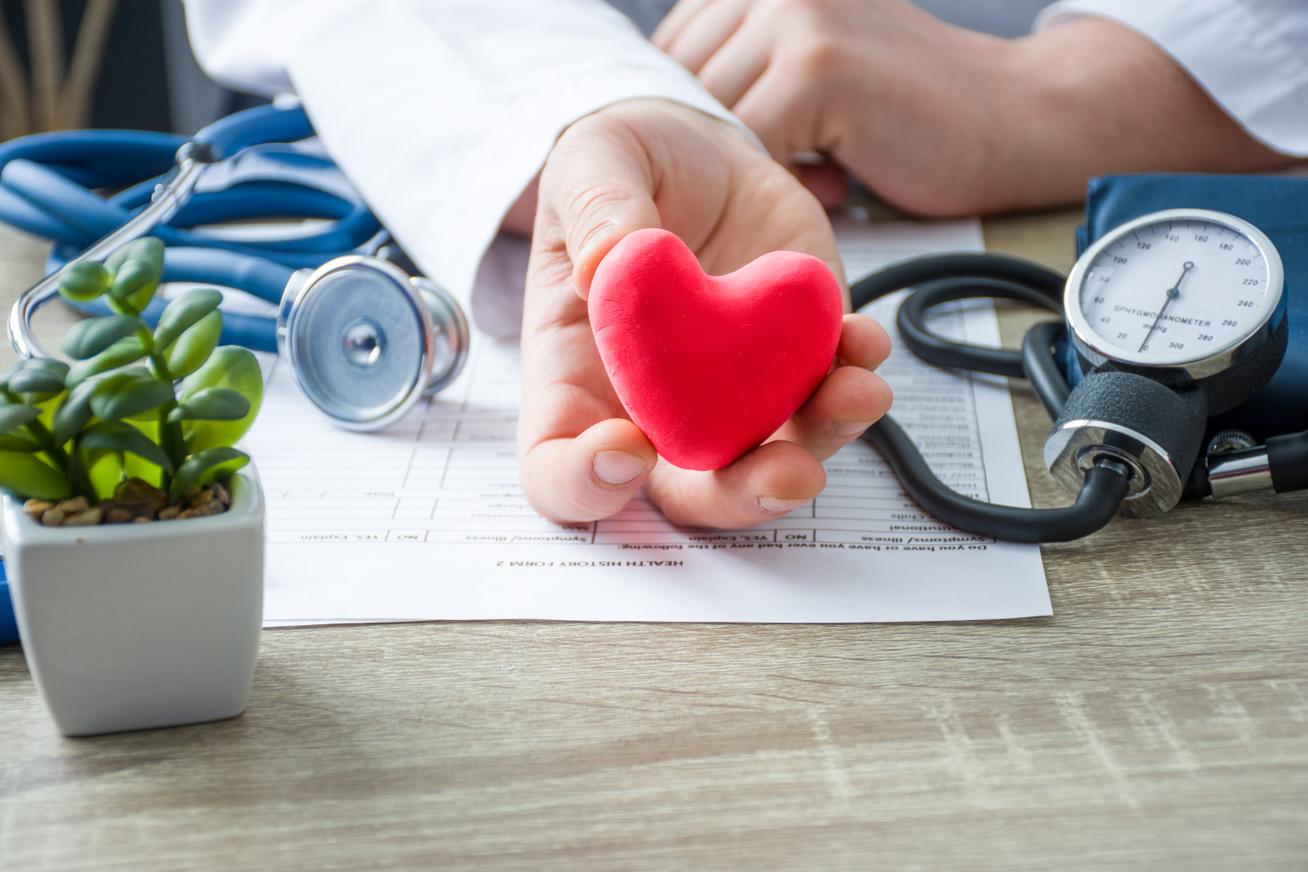 magas vérnyomás szívkezelése