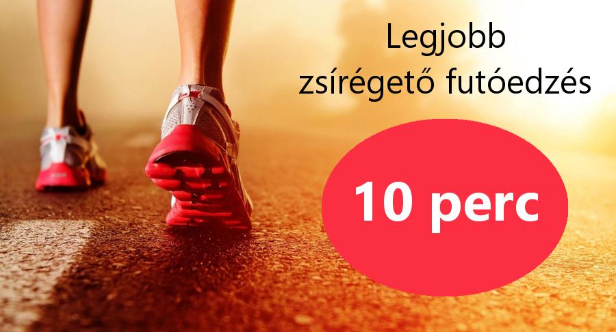 hogyan lehet a legjobban futni magas vérnyomás esetén