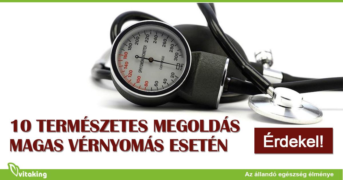 hogyan lehet megállítani a magas vérnyomás rohamát