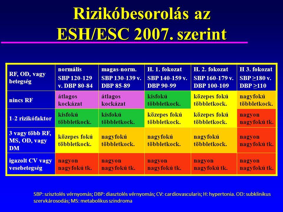 magas vérnyomás 2 szakasz 3 fokú kockázat 4
