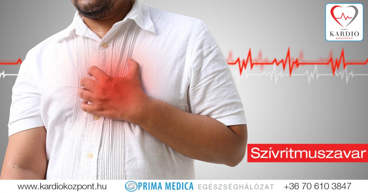 magas vérnyomás és ritmuszavar)