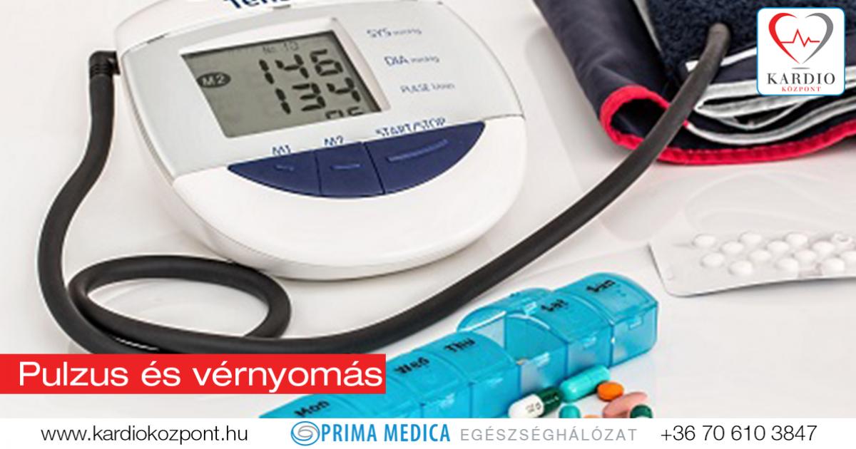 mekkora a magas vérnyomásban szenvedők pulzusa magas vérnyomás dibazol
