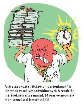 magas vérnyomásból a magas vérnyomás megjelenése